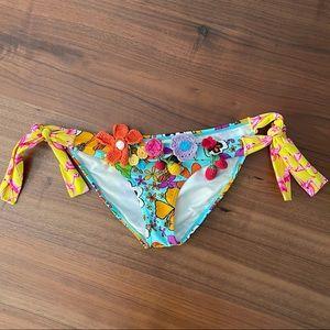 Agua Bendita Swim Bikini Bottom M